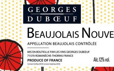 Beaujolais Nouveau Day